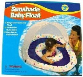 SunShade Baby Float