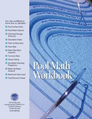 NSPF CPO Pool Math Workbook