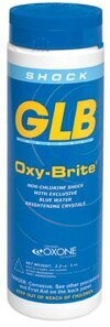 Chlorine Free Shock GLB Oxy-Brite 2 lbs. GL71416