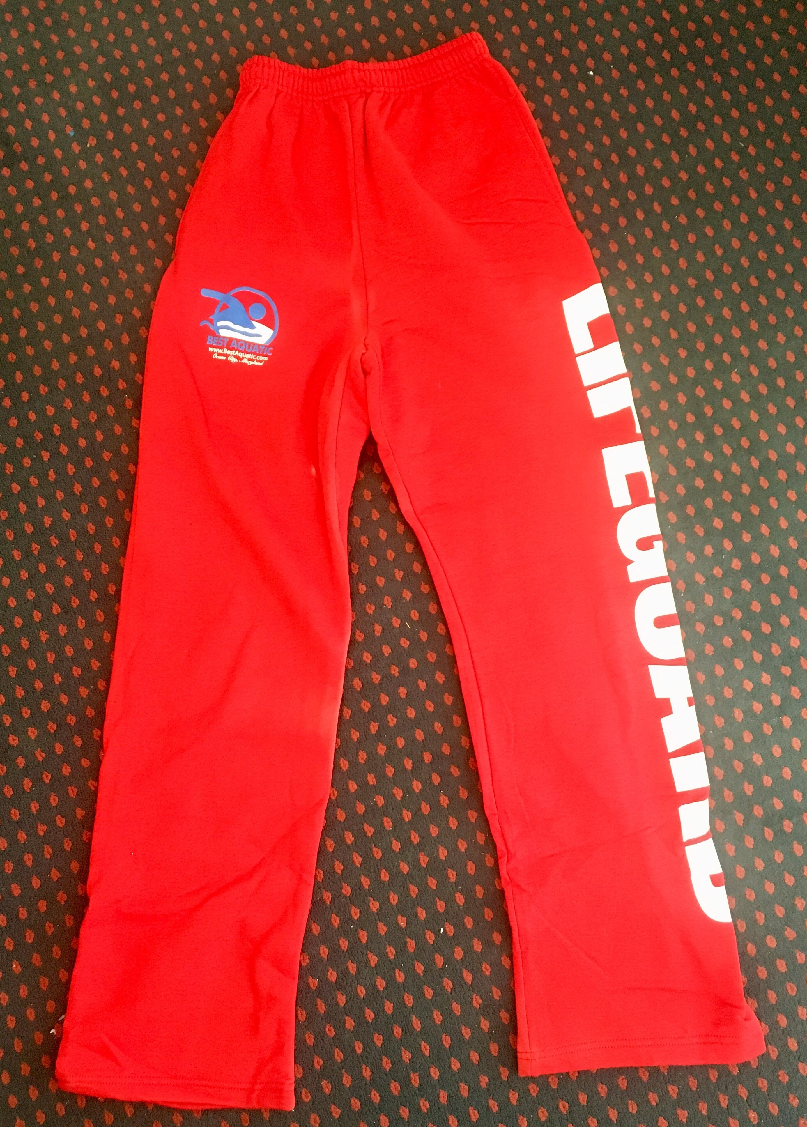 Lifeguard Sweat Pants