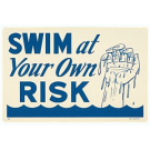 Swim at Your Own Risk PM40318