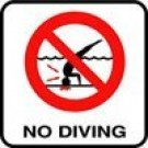 No Dive Tile C611501 D/M
