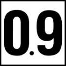 0.9 Depth Marker - Waterline C612609