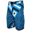 Men's Hawaiian Dizzy Blue Boardshort DZBL