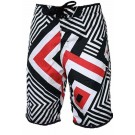 Men's Hawaiian Dizzy Red Boardshort DZRD