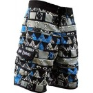 Men's Tribal Instinct Blue Boardshort TRIBL