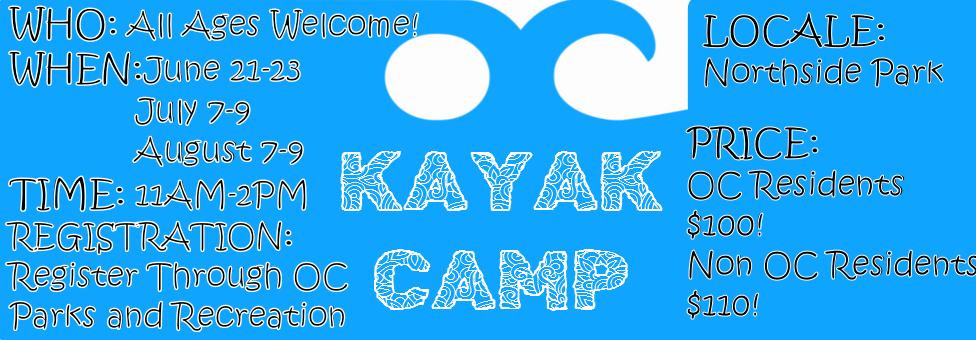 OC Kayak Camp